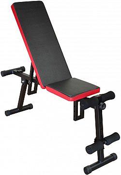 Lifefit bench plus Többfunkciós felülőpad