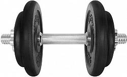 LifeFit súlyzó 17 kg, 4x tárcsa