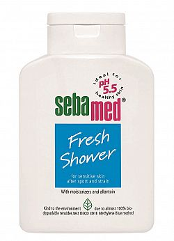 SEBAMED Shower Fresh tusfürdő 200 ml