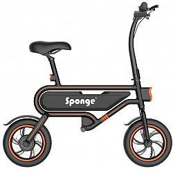 Sponge Ebike City fekete