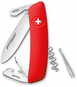 Swiza svájci bicska - D03 piros