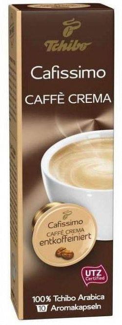 Tchibo Cafissimo Caffé Crema Decaffeinated