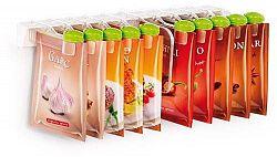 Tescoma fűszer-adagoló, műanyag, 10db