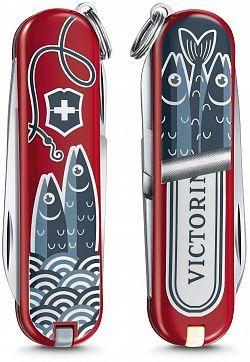 Victorinox Classic Sardine Can zsebkés