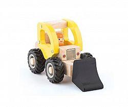 Woody játékautó - Kotrógép