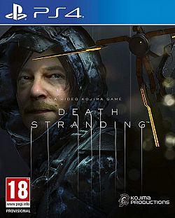 Death Stranding PS4 Játék