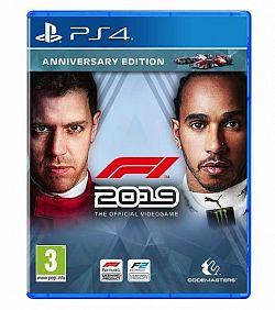 PS4 - F1 2019: Anniversary Edition