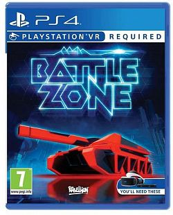 PS4 VR - Battlezone