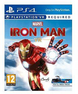 Sony Marvel's Iron Man VR - Play Station 4 játék