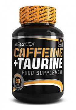 CAFFEINE + TAURIN - 60 KAPSZULA
