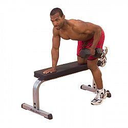 Egyenes edzőpad Body-Solid GFB350