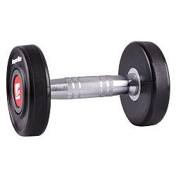 Egykezes súlyzó inSPORTline Profi 14 kg