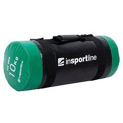 Erősítő edző zsák fogantyúkkal inSPORTline FitBag - 10 kg