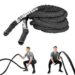 Fitness kötél inSPORTline WaveRope 5cm x 15m