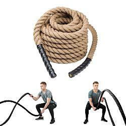 Fitness kötél inSPORTline WaveRope Base 4 x 1500 cm