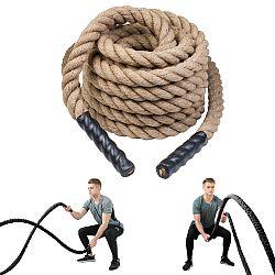 Fitness kötél inSPORTline WaveRope Base 5 x 1500 cm