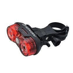 Hátsó bicikli lámpa Nexelo 2 x 0,5W LED 70572