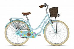 Női városi kerékpár Kellys Classic Dutch Blue