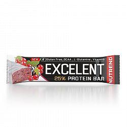 Nutrend szelet EXCELENT protein bar 40g