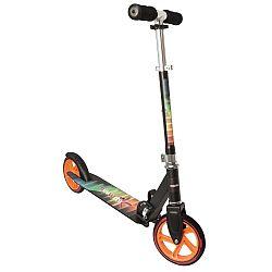 Összecsukható roller Authentic Muuwmi 180 OR fekete-narancssárga