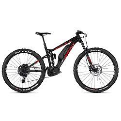 Összteleszkópos elektromos kerékpár Ghost Hybride SL AMR S2.7+ AL 29