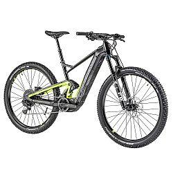 Összteleszkópos elektromos kerékpár Lapierre Overvolt Shimano AM 629i 29