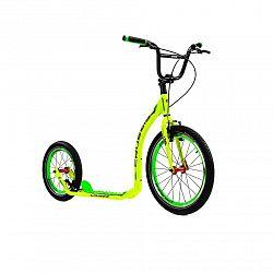 Roller Crussis Active 4.1 sárga-zöld