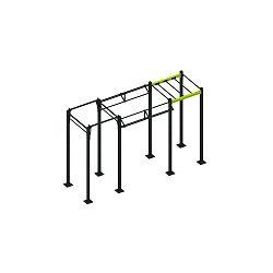 Street workout kombinált edzőállvány inSPORTline Trainning Cage 20