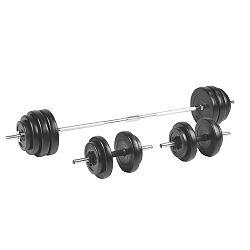 Súlyzó szett inSPORTline BS208 3-50 kg