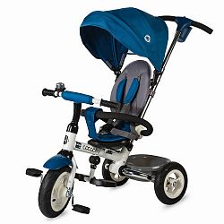 Szülőkormányos tricikli Coccolle Urbio Air