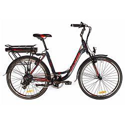Városi elektromos kerékpár Crussis e-City 1.10-S – 2019-es modell