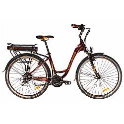 Városi elektromos kerékpár Crussis e-Country 5.6-S - 2019