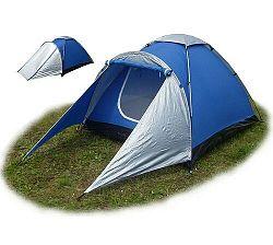 3-fős családi sátor 200 +100 x160 x120 cm