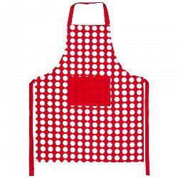 4Home Kötény Piros Pötty, 70 x 90 cm