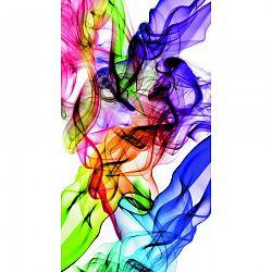 AG ART Abstract sötétítő függöny, 140 x 245 cm