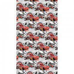 AG ART Cars gyerek függöny, 140 x 245 cm