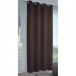 Albani Mia sötétítőfüggöny csokoládébarna, 140 x 245 cm