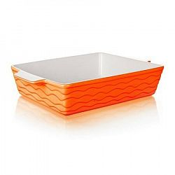 Banquet Culinaria Orange téglalap alakú sütőforma, 33 x 21 cm