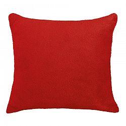 Bellatex Korall micro kispárna piros, 38 x 38 cm