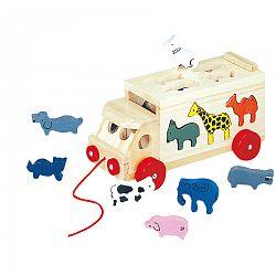 Bino Összarakható kamion állatokkal