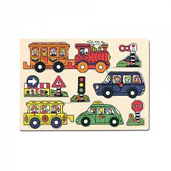 Bino tömegközlekedé puzzle
