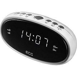 ECG RB 010 Digitális radiós ébresztőóra, fehér