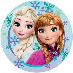 Jégvarázs Frozen sister formázottpárna, 31 x 14 cm