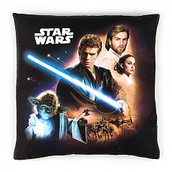 Jerry Fabrics Star Wars 01 párna, 40 x 40 cm,