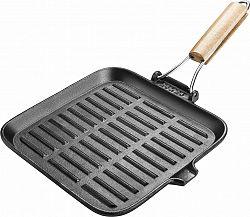 Lamart LT1065 Iron grill serpenyő 23,5 cm