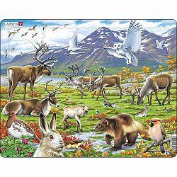 Larsen Puzzle Sztyeppek lakói, 50 darab