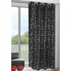 Mauer sötétítő függöny, fekete, 135 x 245 cm