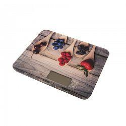 Orion Wood digitális konyhai mérleg, 15 kg