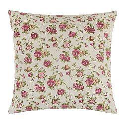 Párna Dana Rózsa rózsaszín, 45 x 45 cm