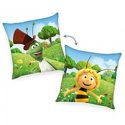 Párna Maja, a méhecske és Hop, 40 x 40 cm